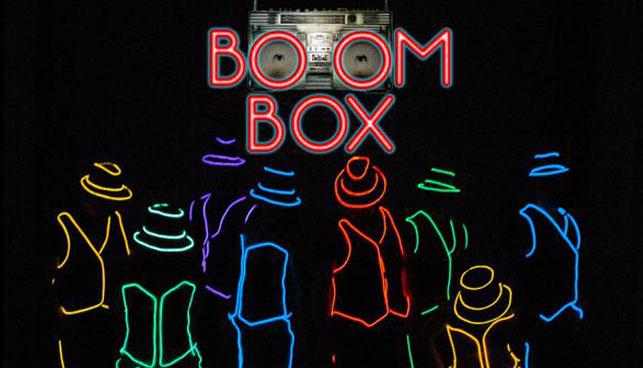 Contratar a Boom box