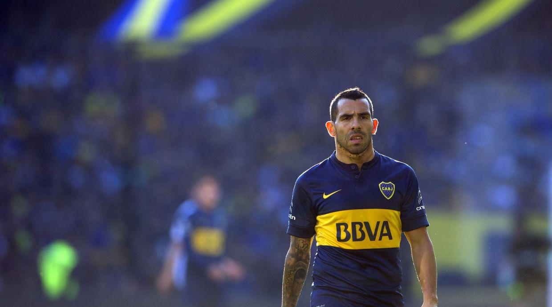 Contratar a Carlos Tevez