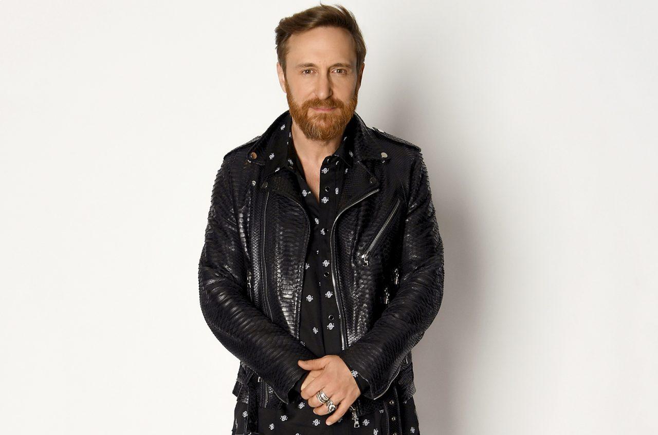 Contratar a David Guetta