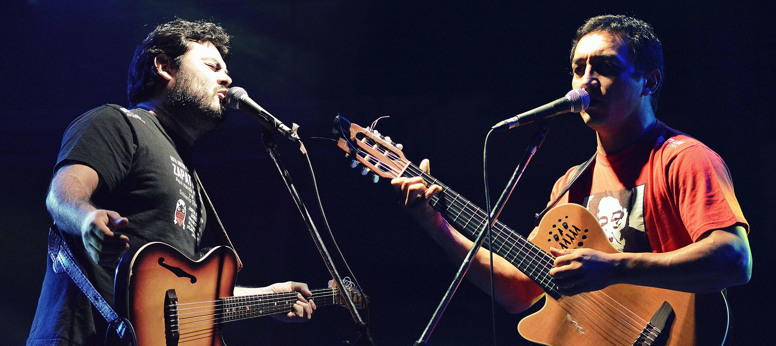 Contratar a Duo Orellana Lucca