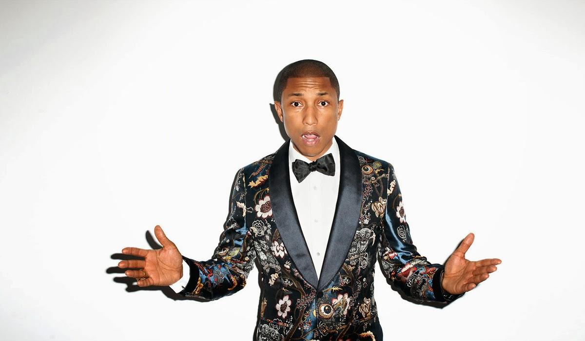 Contratar a Pharrell Williams