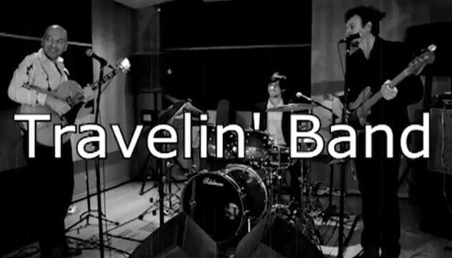 Contratar a Travelin Band